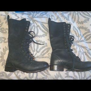 John Fluevog boots (Hedwig)
